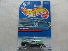 Jeepster    Hot Wheels