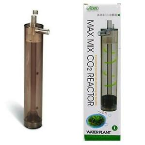 Ista Max Mix CO2 Reactor Large Diffuser for Planted Freshwater Aquariums