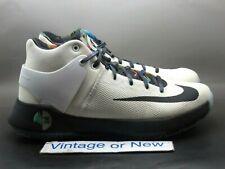 huge selection of e8af6 6ec81 Nike KD Trey 5 IV 4 White Multi-Color Kevin Durant 844571-194 sz
