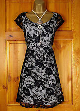 Dorothy Perkins Cotton Blend Casual Floral Dresses for Women