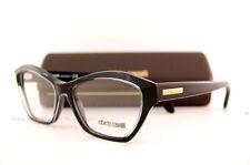 New Roberto Cavalli Eyeglass  Frames RC 757 005 Black Women  Size 55