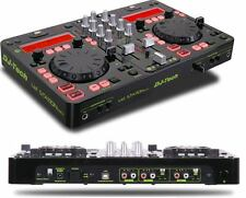 Dj Tech U2STATIONMKII Twin Mp3 Player & Twin Usb Dock & 2ch Dj Mixer 3 Band Eq +