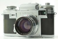 **Exc+++++** Zeiss Ikon Contax IIIa Film Camera w/ Sonnar 50mm F/1.5 Lens