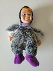 "Baby Jake in Bird Costume CBeebies 2011 Rare Doll Soft Toy Vivid 8"" Plush"