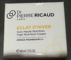 Crème éclat d'hiver 40 ml dr Pierre Ricaud Neuve sous blister
