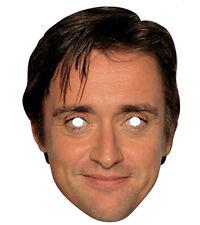 Richard Hammond Celebrity 2D Card Party Face Mask Fancy Dress Car TV Presenter