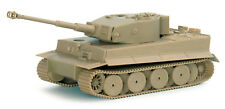 Herpa 740357 Tanque VI TIGER Medio Versión Vagón HO 1:87 NUEVO