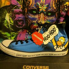 Converse Homer Simpson Mens12 NEW IN BOX! MINISTRY OF SHOES APPROVED! PRICE DROP