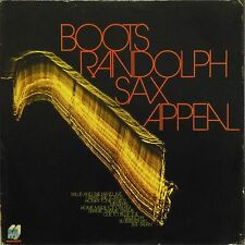 BOOTS RANDOLPH 'SAX APPEAL' US IMPORT LP