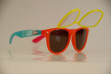 Diffraction flip up glasses  - hearts rave and party. Love raving? Love goggles