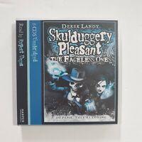 Skulduggery Pleasant: The Faceless Ones Unabridged 6/450 by Derek Landy...(A)
