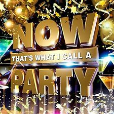 NOW THAT'S WHAT I CALL A PARTY 2014 Various Artists Audio Music CD Tracks New