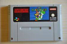 SNES - Super Mario World für Super Nintendo