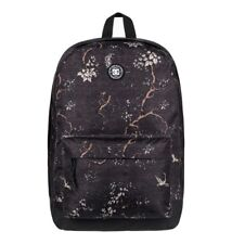 DC Shoes Backstack 18.5L BLACK AUTUMN CHARMS Medium Backpack