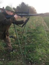 Quad Shooting Sticks / Steady Rifle Rest. Foxing / Deer Stalking / Rabbiting