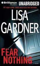 Lisa Gardner FEAR NOTHING  Unabridged MP3-CD  *NEW* FAST 1st Class Ship!