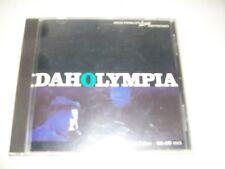 Etienne Daho :  Daholympia  ( CD Live  )