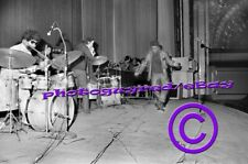 Muddy Waters dancing on concert stage-8 x 10 inch photograph, 1969
