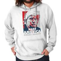 Make America Great Again Donald Trump Shirt USA Election Gift Hoodie