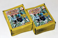 PANINI ROAD TO FIFA World Cup 2002 - 100 POCHETTES PACKETS sobres bustine Comme neuf
