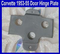 Corvette 1953 1954 1955 Door Hinge Mounting Spacer Shim Retainer