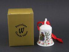 Porcelana Grande Valore Weihnachtsglocke Glocke Hänsel und Gretel in der ovp