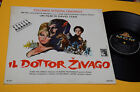 IL DOTTOR ZIVAGO LP 1°ST ORIG ITALY 1967 EX COLONNA SONORA GATEFOLD CARTONATA
