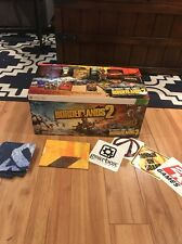 Borderlands 2 Ultimate Loot Chest Limited Edition Xbox 360 Few Items Only READ