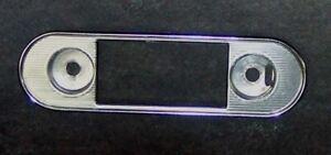 1959-1960 Studebaker Lark, 1960-1964 Champ Pickup Radio Bezel