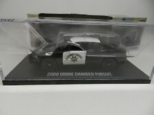 GREENLIGHT 2008 DODGE CHARGER PURSUIT CHP HIGHWAY PATROL POLICE CAR 1/43 86087
