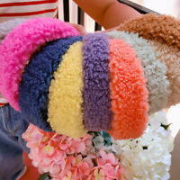 Ladies Cashmere Headband Alice Band Hairband Wide Winter Hair Hoop Accessories