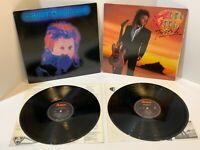 Aldo Nova Vinyl LP Lot Subject & Twitch 80s Rock