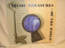 Music Treasures Of The World Beethoven Symphony No. 5 In C Minor, Op. 67 G+/G+