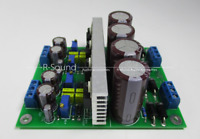 LM317/LM337 Voltage Regulated linear power supply board Kit For  DAC Pre-amp