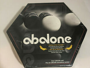 Abalone Board Game 1989-1999  2 Players sealed
