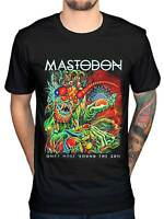 Official Mastodon NEW OMRTS Once More Round The Sun Graphic T-Shirt Merch Band