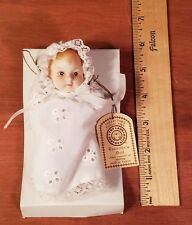 Vintage NOS Baby Doll Porcelain Toyland Corporation Collector's Doll