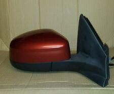 FORD MONDEO MK4 07-12 RIGHT HAND DOOR MIRROR BRIGHT AMBER O/S DRIVERS FREE P+P