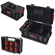 Qbrick Box 6 x Organizer Multi Werkzeugkoffer Werkzeugkiste Toolbox Handgriff