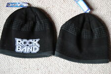 ROCKBAND LOGO BEANIE BNWT OFFICIAL XBOX PS3 MUSIC VIDEO GAME ROCK BAND MTV