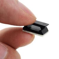 50 X Câble De La Voiture Fil Cordon Attache Clips Fixateur Fixation Adhésive FE