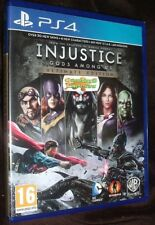 Injustice Gods Among Us Ultimate Edition Playstation 4 PS4 NEW SEALED UK SELLER