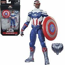 Avengers 2021 Marvel Legends 6-Inch Captain America: Sam Wilson Action Figure