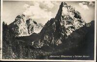 Ansichtskarte Österreich Kaisertal Totenkirchl Wilder Kaiser Tirol gelaufen 1927