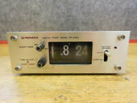 Pioneer PP-215 Digital timer model Alarm Flip Clock Audio Equipment Used