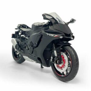 1:12 Scale Yamaha YZF-R1 Motorcycle Model Diecast Sport Bike Toy Kids Gift Black