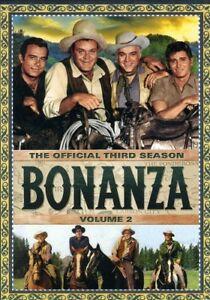 Bonanza: The Official Third Season Volume 2 [New DVD] Boxed Set, Full Frame, S