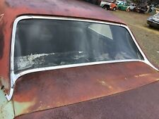 1966 1967 Pontiac Lemans Tempest  4 Door HT Back Window Reveal Trim