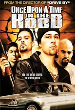 Once Upon A Time In The Hood New DVD Region 4(Gangsta Classic)