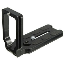 Vertical Bracket Quick Release L-Plate Camera Holder Grip for Canon Arca Swiss